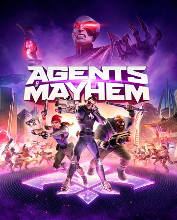 Deep Silver Agents of Mayhem