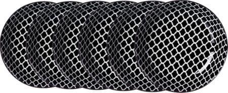 ritzenhoff breker takeo swing 20 5 cm pol vkov tal 6 ks. Black Bedroom Furniture Sets. Home Design Ideas