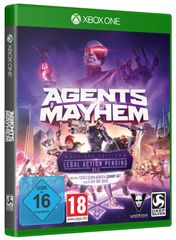 Deep Silver Agents of Mayhem Xbox One