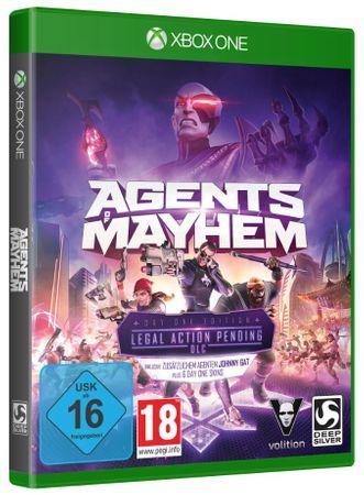 Deep Silver Agents of Mayhem Xbox One