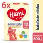 2 - Hami 12+ Vanilka 6 x 600g