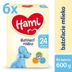 Hami 24+ 6 x 600g