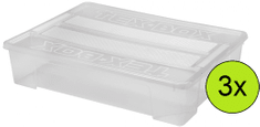 Heidrun Tex Box 60 l, 3 ks