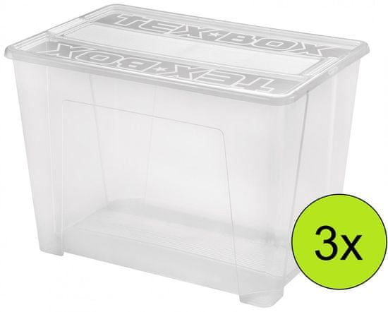 Heidrun Heidrun Tex Box 70 l, 3 szt