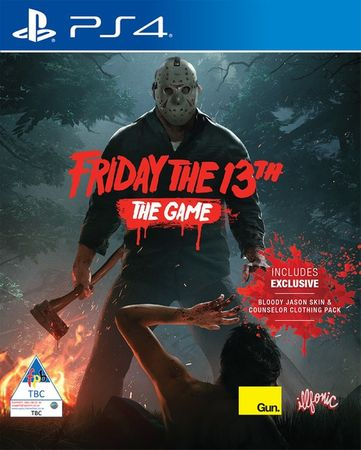 Gun Media Friday the 13th: The Game PS4