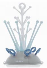 Béaba Odkapávač kojeneckých lahví šedá/modrá