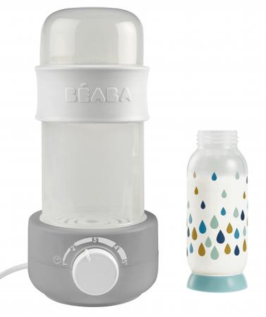 Béaba Ohrievač dojčenských fliaš 3v1 Babymilk Second šedá