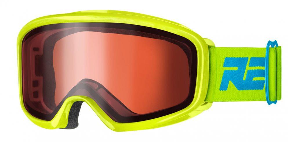 Relax Dětské lyžařské brýle Arch HTG54D Žlutá Neon