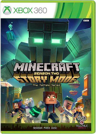 Minecraft Story Mode - Season 2 XBOX 360