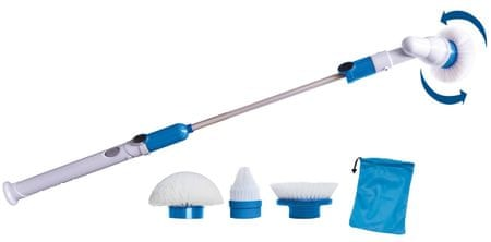 Hurrican Spin Scrubber