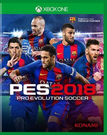 Konami PES 2018 XBOX One