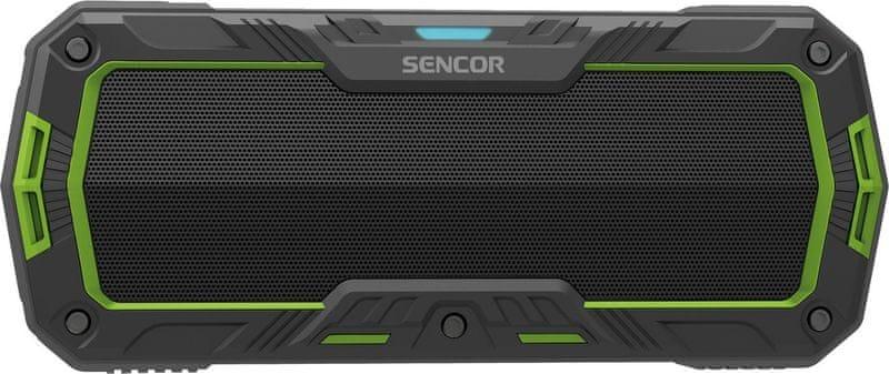 Sencor SSS 1100, zelená