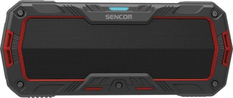 Sencor SSS 1100, červená