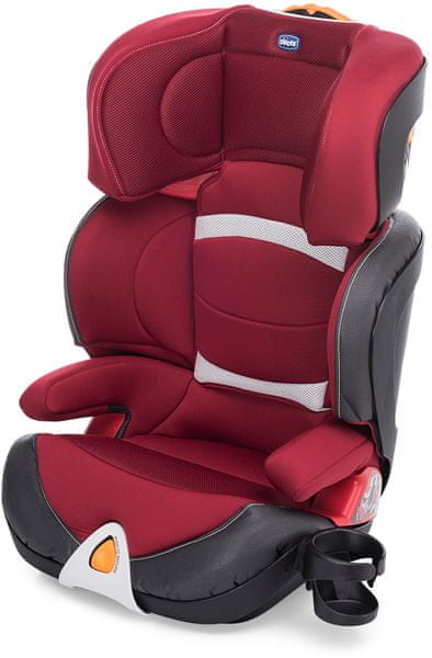 Chicco Autosedačka Oasys 2-3 Evo 15-36 kg, RED PASSION