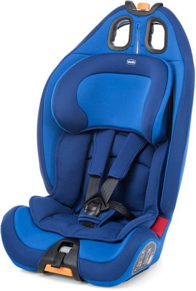 Chicco Autosedačka Gro-up 123 9-36 kg, POWER BLUE