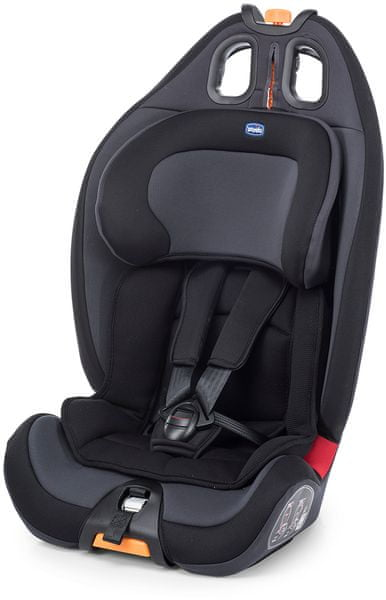 Chicco Autosedačka Gro-up 123 9-36 kg, BLACK NIGHT
