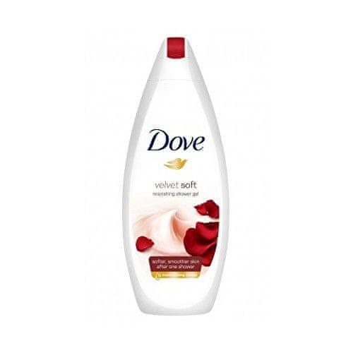 Dove Sprchový gel Velvet Soft (Nourishing Shower Gel) 500 ml