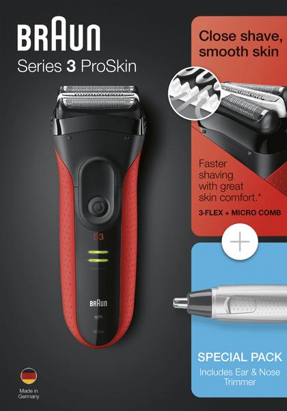 Braun Series 3 3030s + EN10