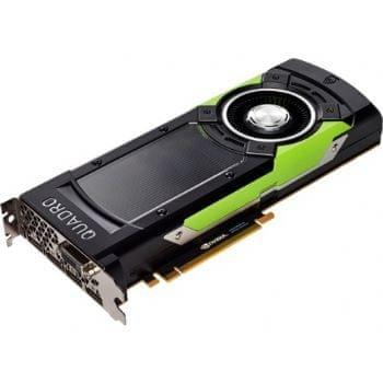 NVidia grafična kartica NVIDIA Quadro P600 2GB GDDR5, 4x mDP (1ME42AA)