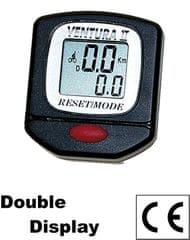 KM014 Kerékpáros Sebességmérő, 6 funkciós
