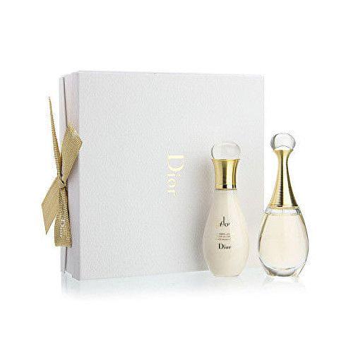 Dior J´adore - EDP 50 ml + tělové mléko 75 ml