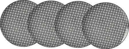 ritzenhoff breker takeo leaves 26 cm j deln tal 4 ks. Black Bedroom Furniture Sets. Home Design Ideas