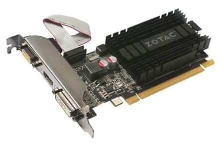 Zotac grafična kartica GeForce GT710, 2GB, DDR3