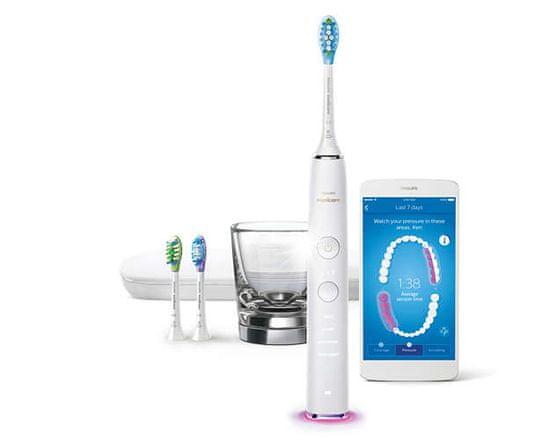 Philips Sonicare DiamondClean Smart sonična električna zobna ščetka z aplikacijo (HX9903/03)