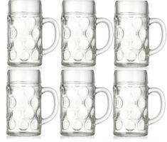 Ritzenhoff&Breker Jupp sklenice na pivo 500 ml, 6 ks