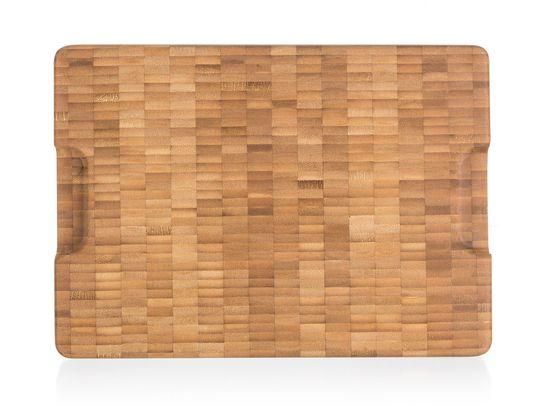 Banquet Prkénko BRILLANTE Bamboo 35 x 25 x 3 cm, mozaika
