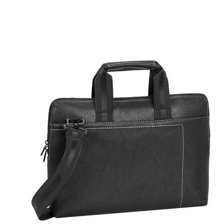 """RivaCase vitka torba za prenosnik 39.6 cm (15.6"""") 8930, črna"""