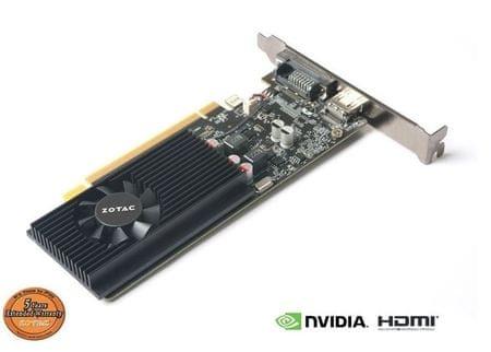 Zotac grafična kartica GeForce GT 1030, 2GB GDDR5, PCI-E 3.0