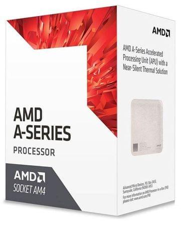 AMD procesor A6-9500E APU 3,0/3,4GHz 65W R5 BOX