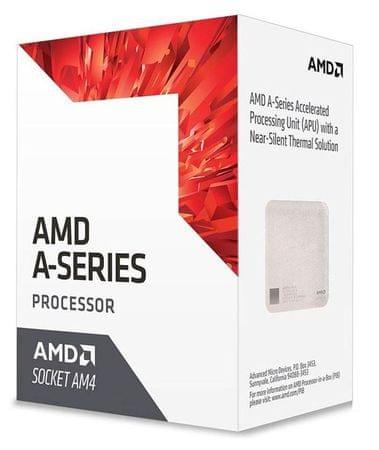 AMD procesor A12-9800 APU 3,8/4,2GHz 65W R7 BOX