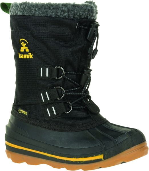 KAMIK CarmackGTX Black/yellow 28,5
