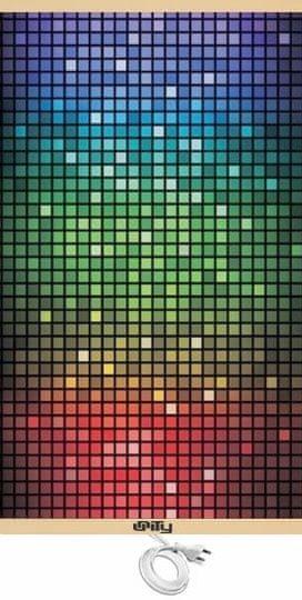 Unity Energeticky úsporný topný infrapanel - mozaika