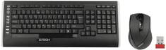 A4Tech 9300F, CZ set klávesnice + myš