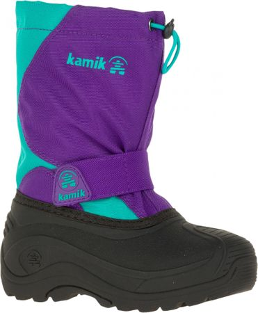 KAMIK Snowfox Purple/teal 33,5