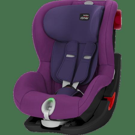 Britax Römer KING II LS Black 2018, Mineral Purple