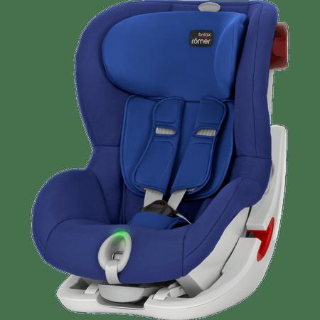 Britax Römer Fotelik King II LS 2018, Ocean Blue