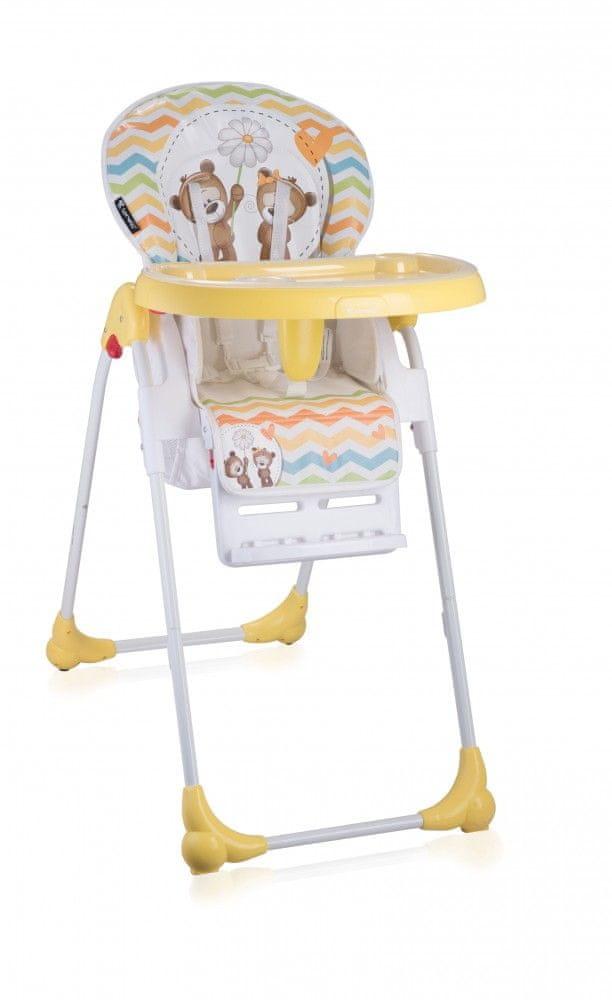 A szék hátsó lábain található kerekek segítségével a széket könnyedén  mozgathatjuk a lakás bármely részébe. 2210cb1444