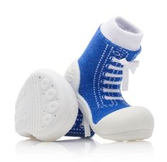 Attipas chlapčenské topánočky Sneakers Blue