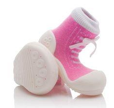 Attipas dievčenské topánočky Sneakers Pink