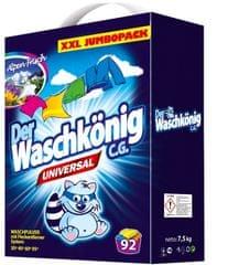 Waschkonig Universal prací prášek 7,5 kg (92 praní)