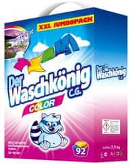 Waschkonig Color prací prášek 7,5 kg (92 praní)