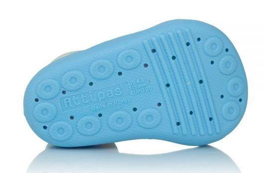 Attipas chlapčenské topánočky Attibebe Sky