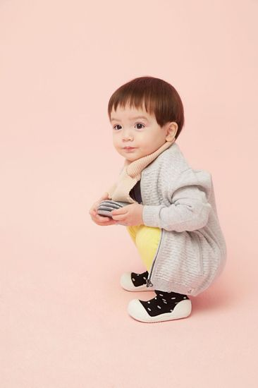 Attipas dětské botičky Urban Dot