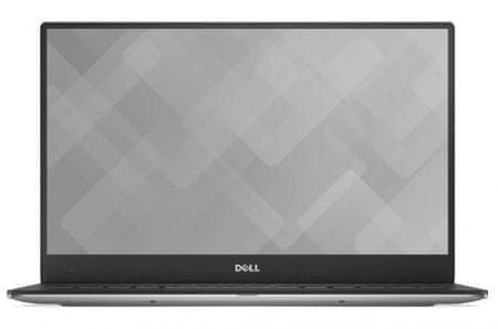 DELL prenosnik XPS 13 i5-7200U/8GB/SSD128GB/13.3FHD/Touch/W10P (XPS9360-5797SLV-P)