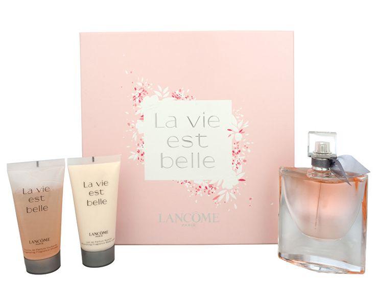 Lancome La Vie Est Belle - EDP 75 ml + tělové mléko 50 ml + sprchový gel 50 ml