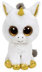 TY PEGASUS - bílý jednorožec 24 cm